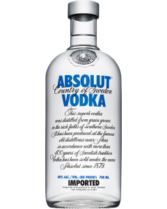 Absolut - 70cl