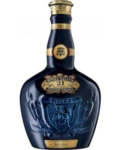 "Chivas Royal ""Bleu"" Salute Blended 21yo"
