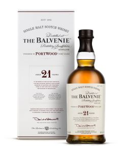 Balvenie Single Malt Port Wood 21yo