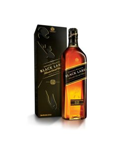 Johnnie Walker Black Label Blended 12yo