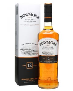 Bowmore Islay Single Malt 12yo