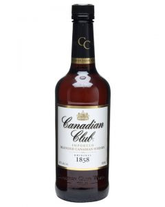 Canadian Club Blended