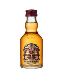 Chivas Regal Blended 12yo - 5cl