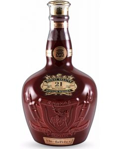 "Chivas Royal ""Rouge"" Salute Blended 21yo"