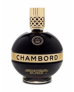 Chambord Black Raspberry Liqueur Royale de France