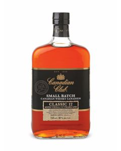 Canadian Club Classic 12 Small Batch Blended 12yo