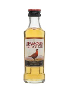 Famous Grouse Scotch Blended - 5cl