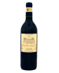 "OSCAR DE BRILLETTE ""2nd vin Château BRILLETTE"""